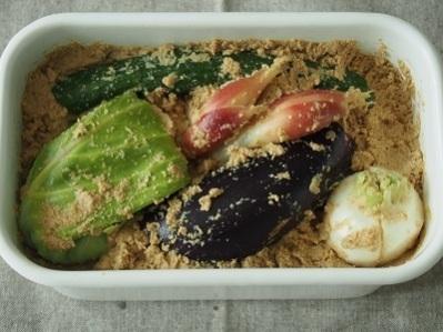 Japanese pickling.