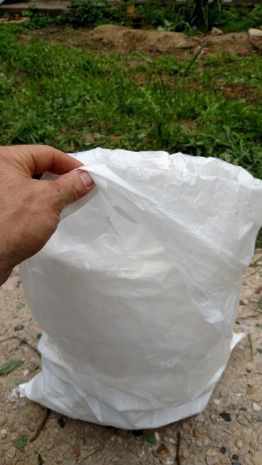 Inner bag shown.
