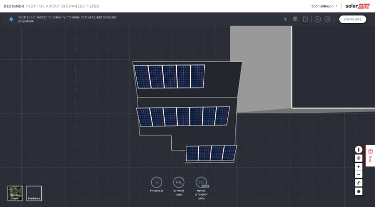 SolarEdgeDesigner-PanelPlacement