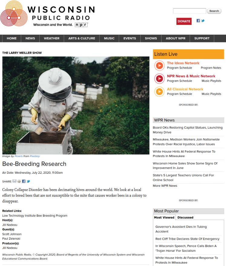 Screenshot_2020-07-22 Bee-Breeding Research